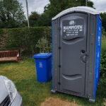 Туалетная кабина - биотуалет 0375