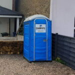 Туалетная кабина - биотуалет 0381