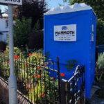 Туалетная кабина - биотуалет 0384