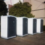 Туалетная кабина - биотуалет 0397