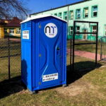 Туалетная кабина - биотуалет 0399