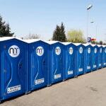 Туалетная кабина - биотуалет 0400