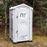 Туалетная кабина - биотуалет 0403