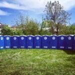 Туалетная кабина - биотуалет 0404