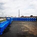 Туалетная кабина - биотуалет 0409