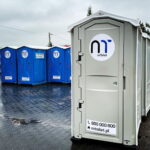 Туалетная кабина - биотуалет 0412