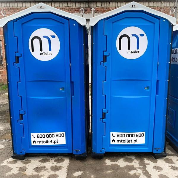 Туалетная кабина - биотуалет 0417