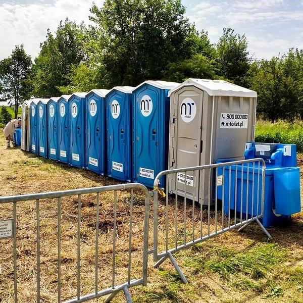Туалетная кабина - биотуалет 0422