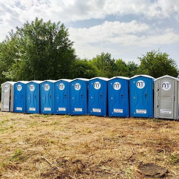 Туалетная кабина - биотуалет 0429