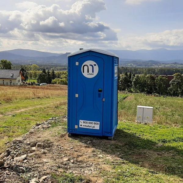 Туалетная кабина - биотуалет 0440