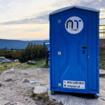 Туалетная кабина - биотуалет 0443