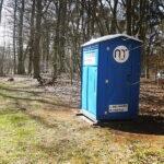 Туалетная кабина - биотуалет 0447