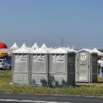 Туалетная кабина - биотуалет 0462