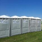 Туалетная кабина - биотуалет 0463