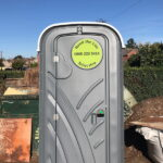 Туалетная кабина - биотуалет 0467