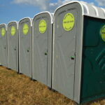 Туалетная кабина - биотуалет 0469