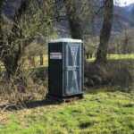 Туалетная кабина - биотуалет 0474
