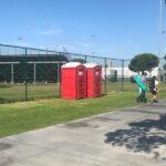 Туалетная кабина - биотуалет 0478