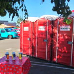 Туалетная кабина - биотуалет 0481