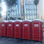 Туалетная кабина - биотуалет 0483