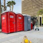Туалетная кабина - биотуалет 0484