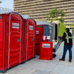 Туалетная кабина - биотуалет 0485
