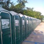 Туалетная кабина - биотуалет 0487