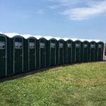 Туалетная кабина - биотуалет 0489