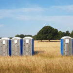 Туалетная кабина - биотуалет 0495
