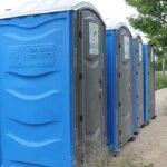 Туалетная кабина - биотуалет 0496