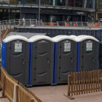 Туалетная кабина - биотуалет 0510