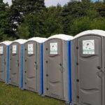 Туалетная кабина - биотуалет 0511