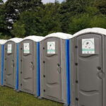 Туалетная кабина - биотуалет 0514