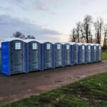 Туалетная кабина - биотуалет 0517
