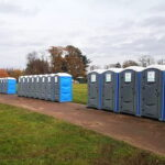 Туалетная кабина - биотуалет 0522