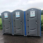 Туалетная кабина - биотуалет 0525