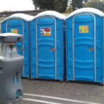 Туалетная кабина - биотуалет 0527