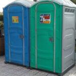 Туалетная кабина - биотуалет 0535