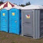 Туалетная кабина - биотуалет 0538