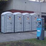 Туалетная кабина - биотуалет 0539