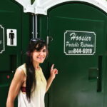 Туалетная кабина - биотуалет 0546