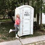 Туалетная кабина - биотуалет 0548
