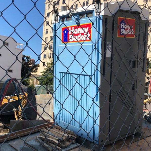 Туалетная кабина - биотуалет 0556