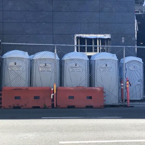 Туалетная кабина - биотуалет 0562