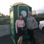 Туалетная кабина - биотуалет 0568