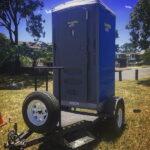 Туалетная кабина - биотуалет 0572