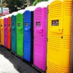 Туалетная кабина - биотуалет 0576