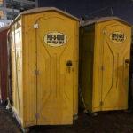 Туалетная кабина - биотуалет 0580