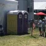 Туалетная кабина - биотуалет 0581