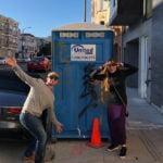 Туалетная кабина - биотуалет 0582